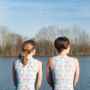 Triatlon - Trisuit - Flamingo