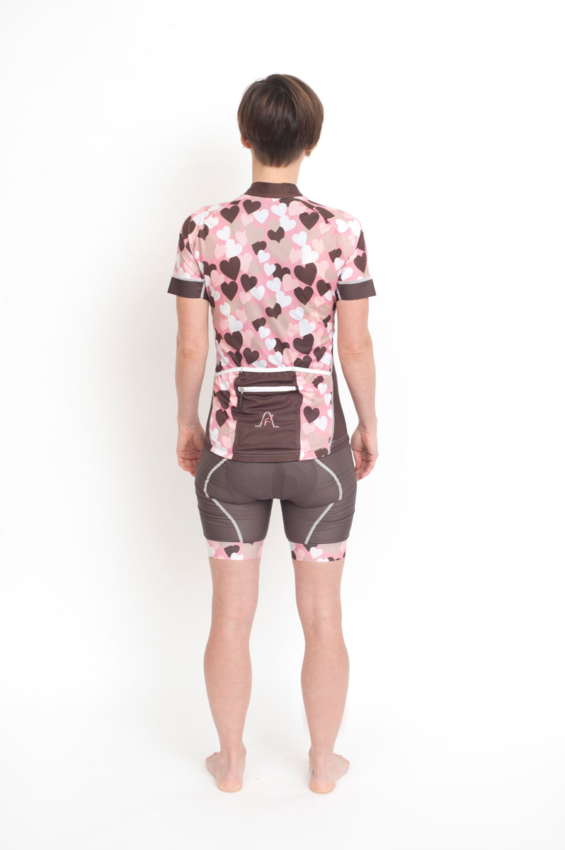 Trendy And Latest Contemporary Bathroom Designs: Trendy Cycling Shorts For Women- Ladies Cycling Clothing