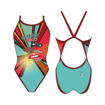 trendy swimsuit with comfortable fit - women's swimwear - womens swimsuits