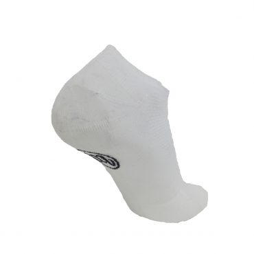 sock - run & bike - white